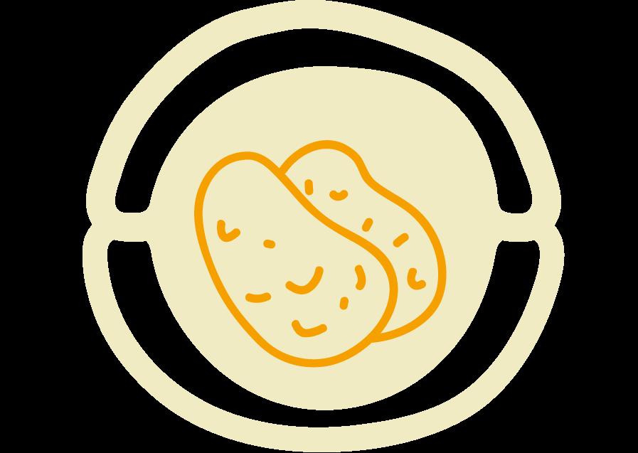Recettes à base de pommes de terre à l'Ecocotte®