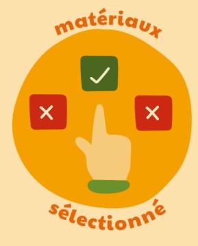 Les matériaux constituant votre Ecocotte® ont été soigneusement sélectionnés.
