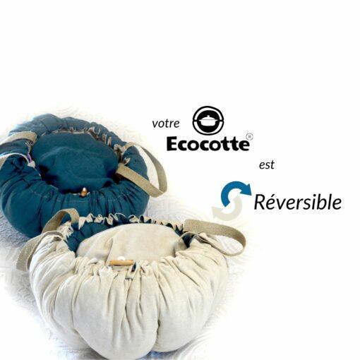 Votre Ecocotte® est réversible