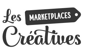 Logo marketplaces créative