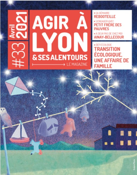 magazine agir Lyon avril 2021